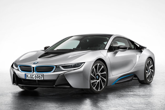 BMW i8 official