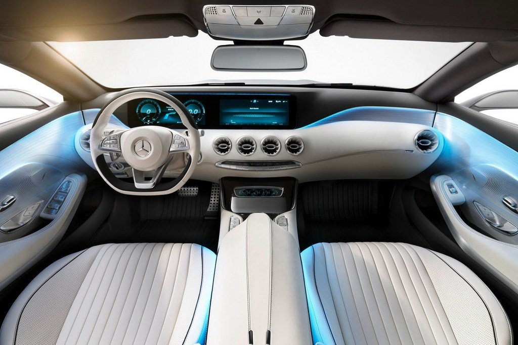 Mercedes-Benz-Concept-S-Class-Coupe-Interiors