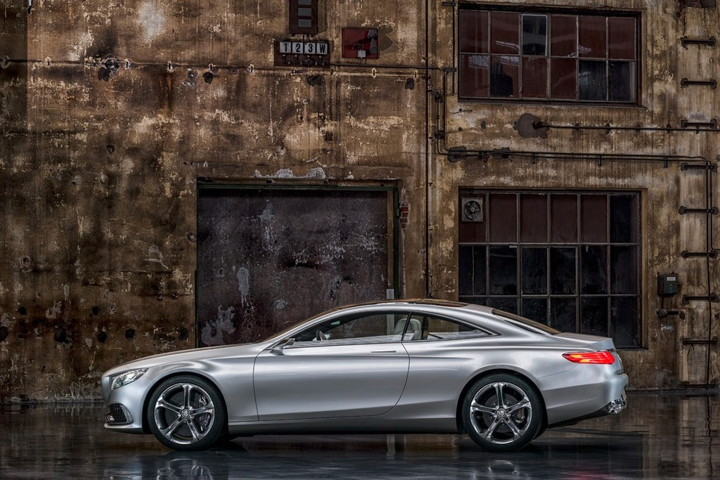 Mercedes-Benz-Concept-S-Class-Coupe-Side