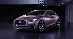 Un Tweet pour confirmer la production de l'Infiniti QX30