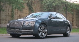 Bentley Flying Spur 2014 : l'expression des sens