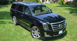Cadillac Escalade 2015 : Plus qu'une question de style