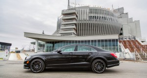 Essai routier Mercedes-Benz CLS63 AMG 2014 – Un monstre en smoking