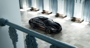 La Panamera s'offre l'Exclusive Series à Los Angeles