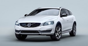 Volvo dévoile la V60 Cross country avant Los Angeles