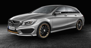 Mercedes-Benz CLA Shooting Brake, le format pratique