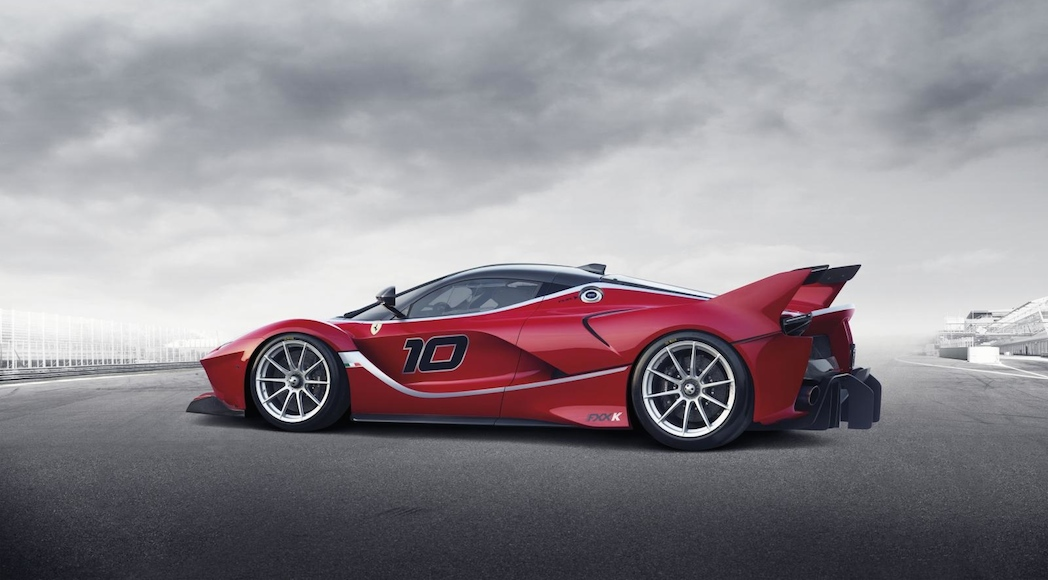 ferrari fxx k 2016 c est 1 035 chevaux luxury car magazine. Black Bedroom Furniture Sets. Home Design Ideas