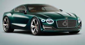 Bentley EXP 10 Speed 10 Concept, nouvelle expression