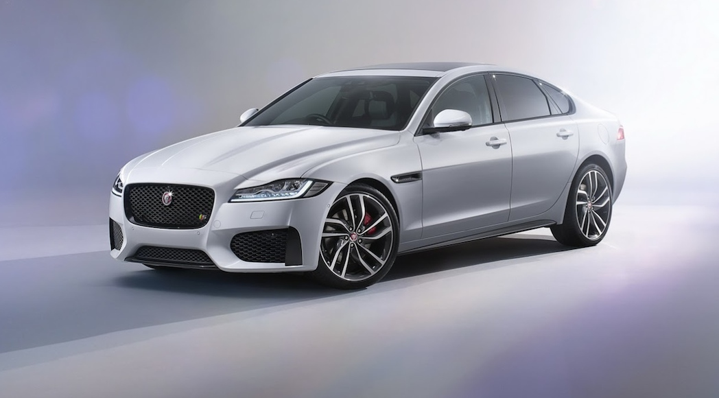 jaguar pr sente la xf 2016 avant new york luxury car magazine. Black Bedroom Furniture Sets. Home Design Ideas