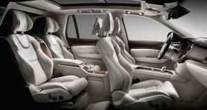 Volvo XC90 Excellence 2015, le sommet du luxe
