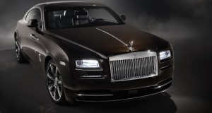 Rolls-Royce Wraith « Inspired by Music », l'orchestre