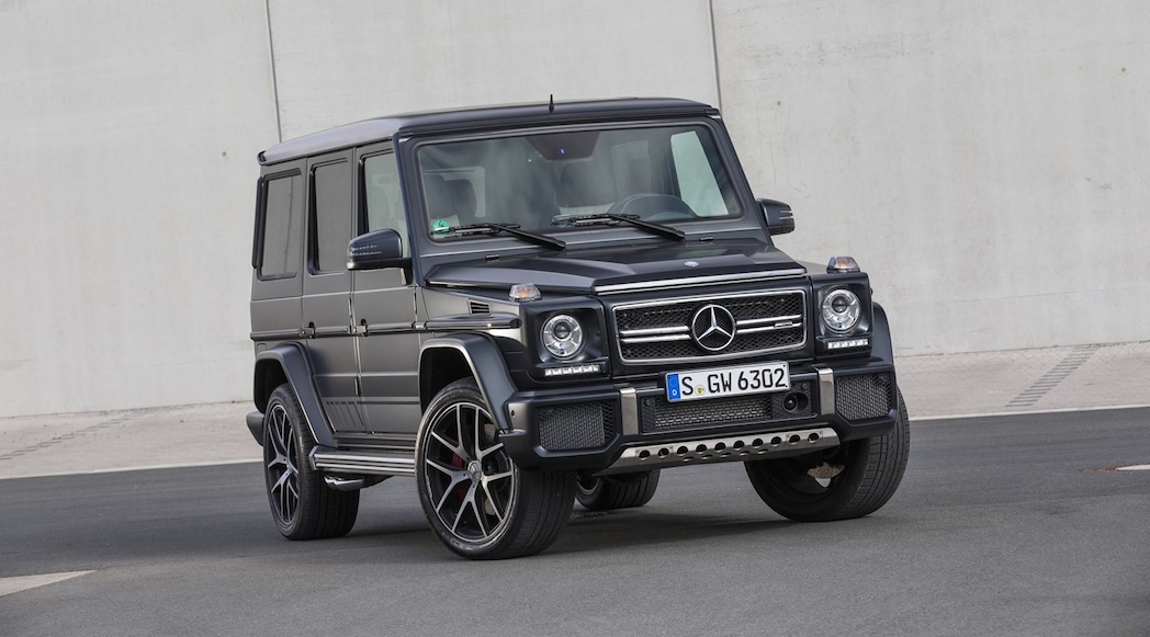 le mercedes-benz classe g 2016, encore des modifications - luxury