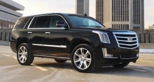 Cadillac Escalade V-Series, plus de 600 chevaux ?