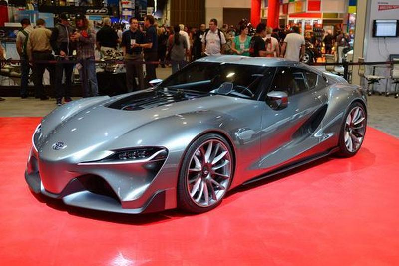 toyota confirme un concept supra pour 2016 luxury car. Black Bedroom Furniture Sets. Home Design Ideas