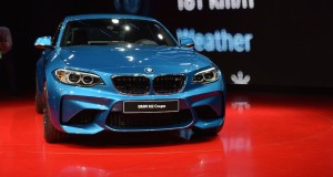 Salon de Détroit : BMW M2 2017, la mini-brute