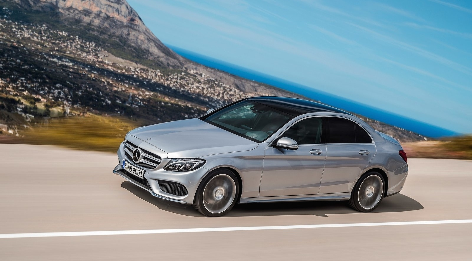 Rappel de la mercedes benz classe c 2015 luxury car magazine for Mercedes benz metairie la