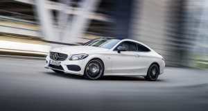 Mercedes-AMG C43 Coupé 2017, on perd 2 portes