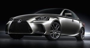 Beijing : Lexus IS 2017, un nouveau regard