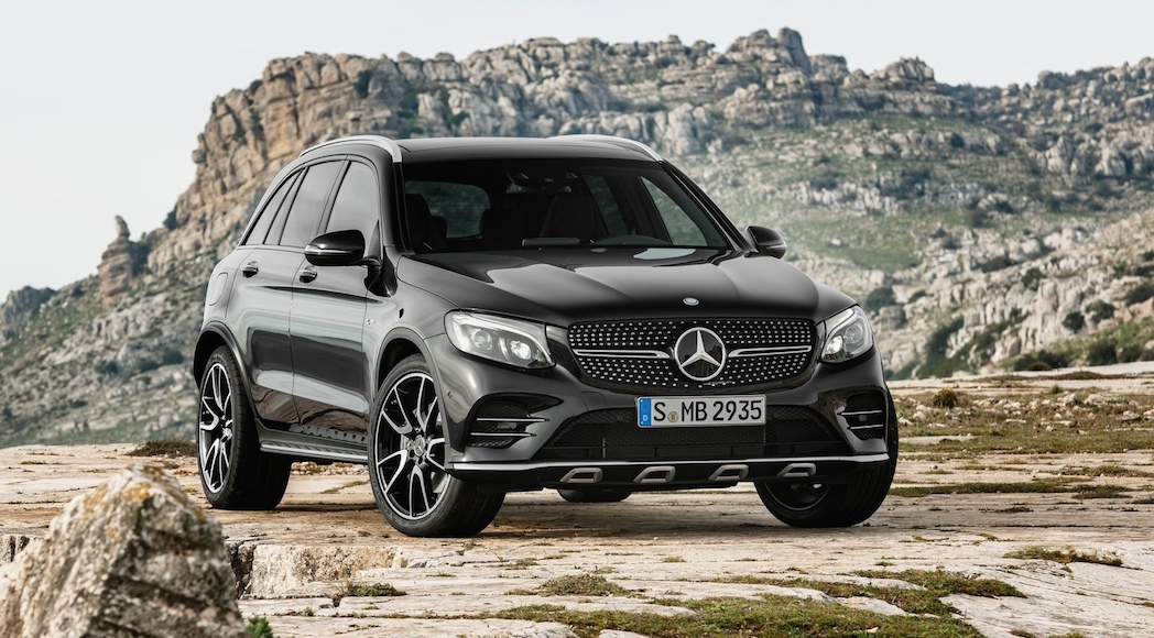 Mercedes-Benz GLC43 AMG 4Matic 2017-1