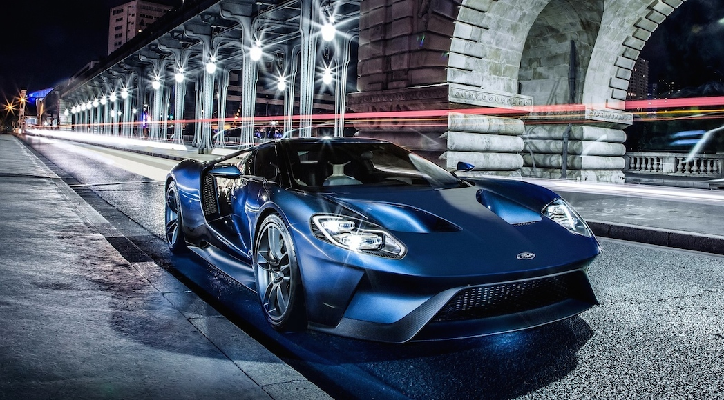 Ford GT 2017-1