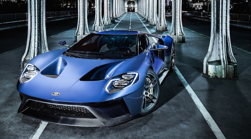 Ford GT 2017-2