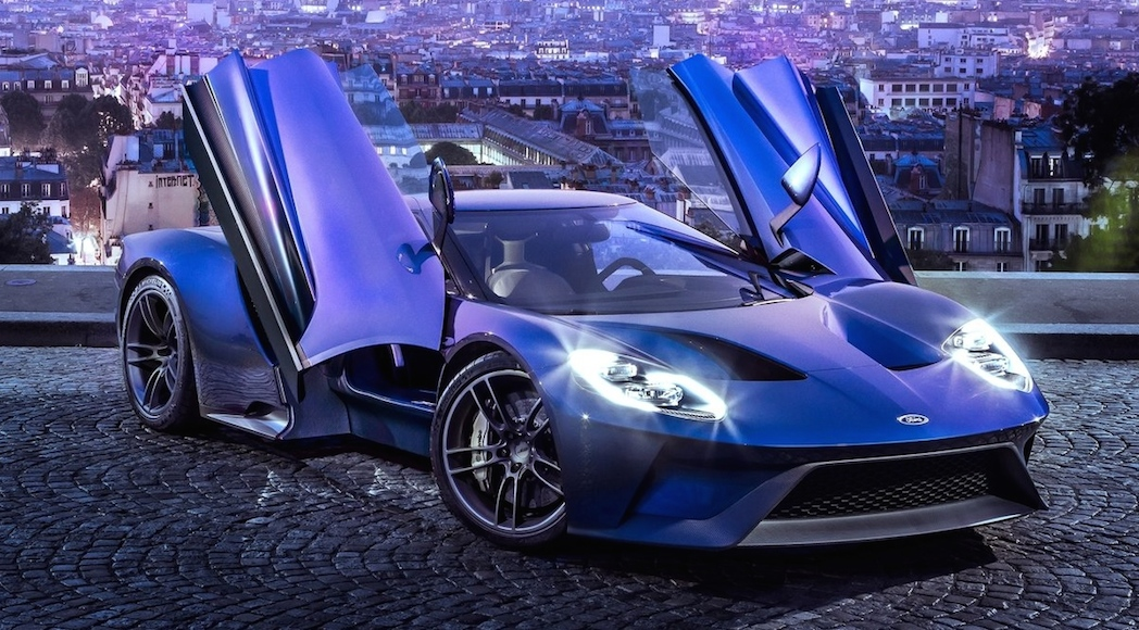 Ford GT 2017-4