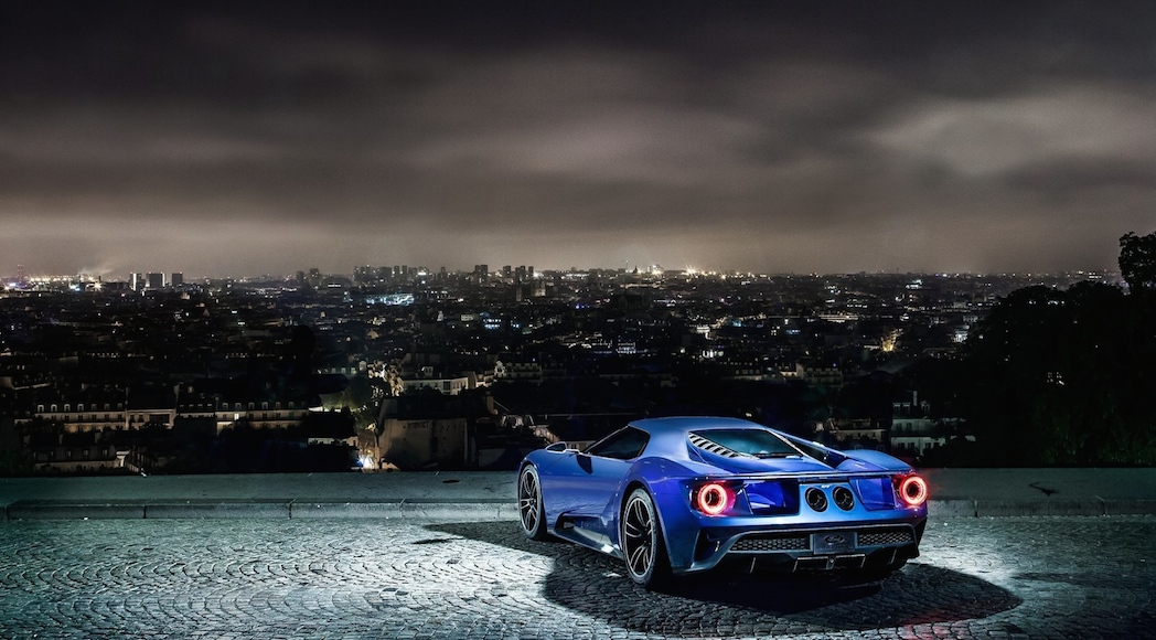 Ford GT 2017-9