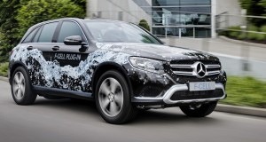 Mercedes-Benz GLC F-Cell Concept, on tient promesse