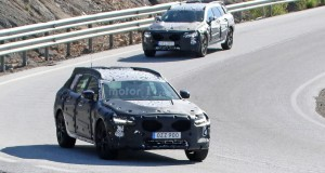La Volvo V90 CrossCountry 2018 prend forme