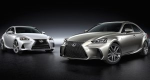 1 million de Lexus IS vendues en 17 ans