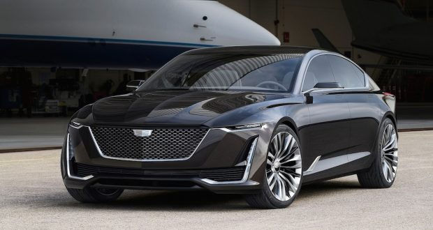 Cadillac Escala Concept à Pebble Beach, nouvelle direction