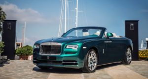 Rolls-Royce Dusk until Dawn pour le Summer Studio de Porto Cervo