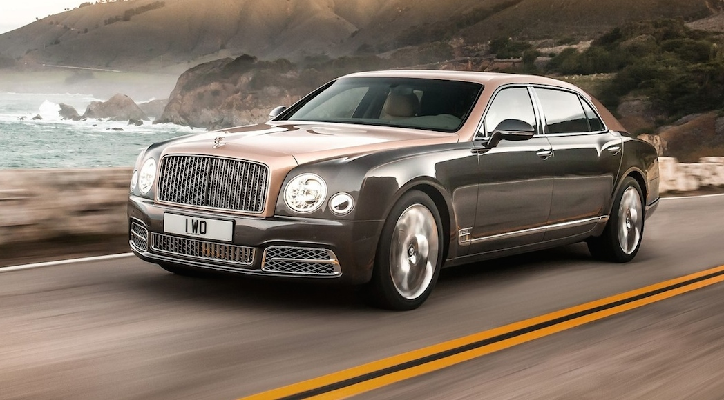 Bentley Mulsanne EWB 2017