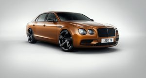 Mondial de Paris 2016: Bentley Flying Spur W12S 2017