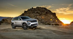 Le Jeep Grand Cherokee Trailhawk 2017 arrive