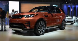Land Rover Discovery 2017, plus léger mais plus techno