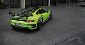 Techart GTstreet R, l'évolution de la Porsche 911 Turbo