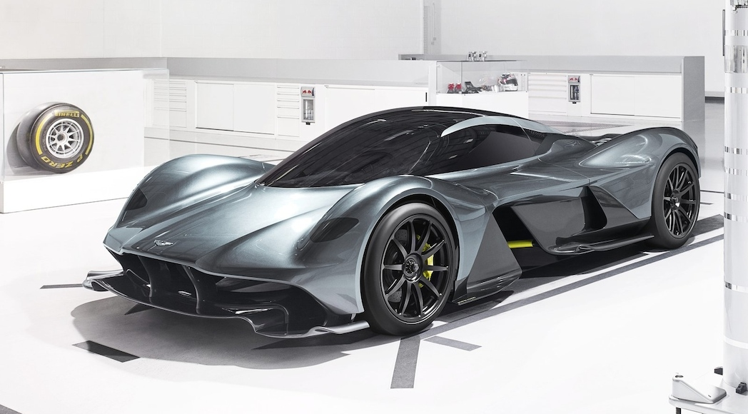 Aston Martin AM-RB 001 2019