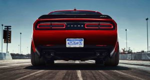 Dodge Challenger SRT Demon 2018, et de 7
