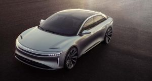La Lucid Motors Air vendue 60 000 $ US