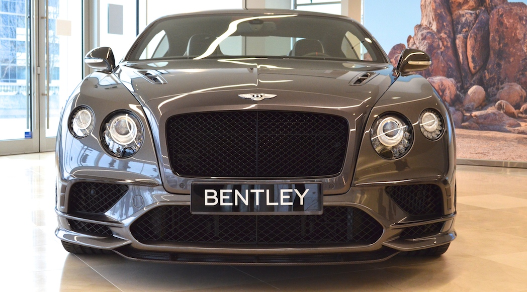 d couverte de la bentley continental supersports 2018 chez decarie motors luxury car magazine. Black Bedroom Furniture Sets. Home Design Ideas