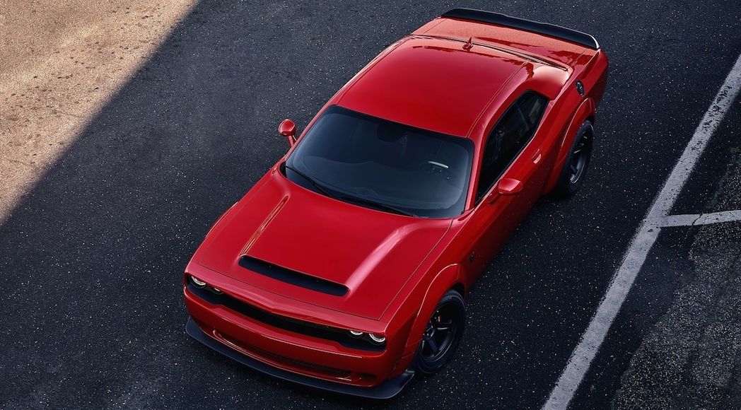 Dodge Challenger SRT Demon 2018-10
