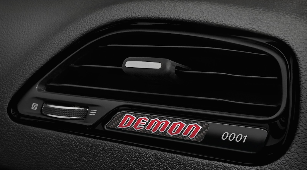 Dodge Challenger SRT Demon 2018-24