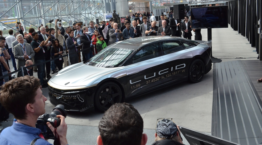 Lucid Motors Air Prototype 2017-1