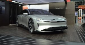 New York 2017 : Lucid Motors Air Concept : plus qu'un fantasme