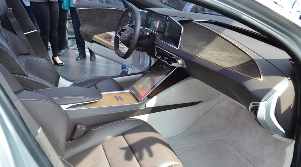 Lucid Motors Air Concept 2016