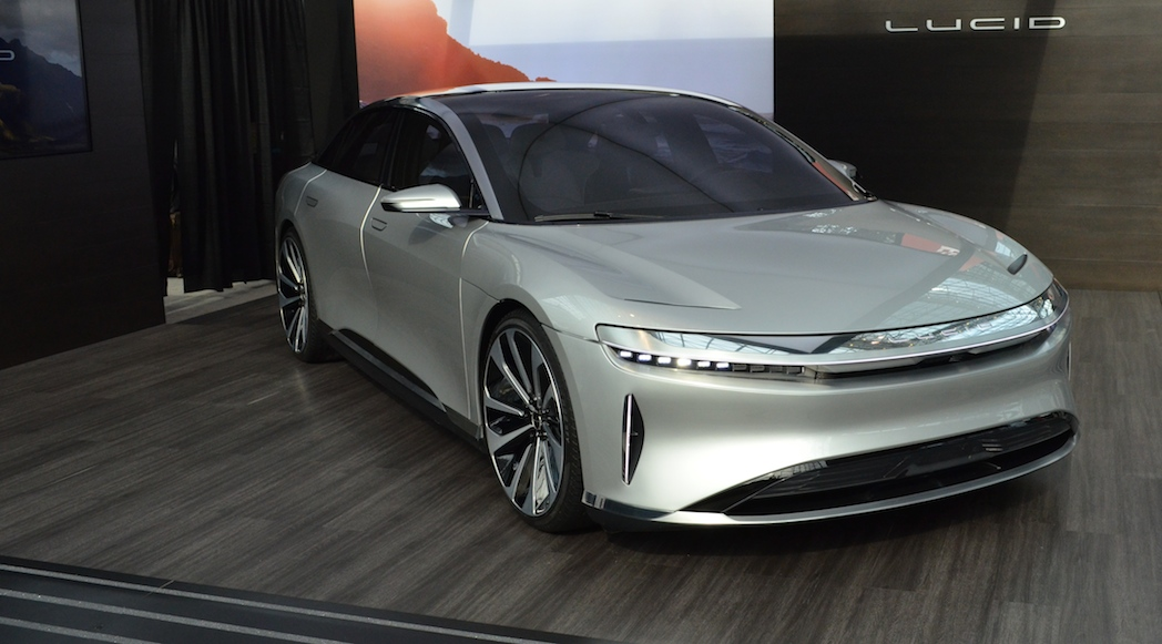 Lucid Motors Air concept 2016-3