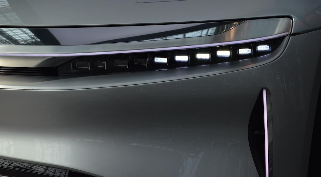 Lucid Motors Air concept 2016-7