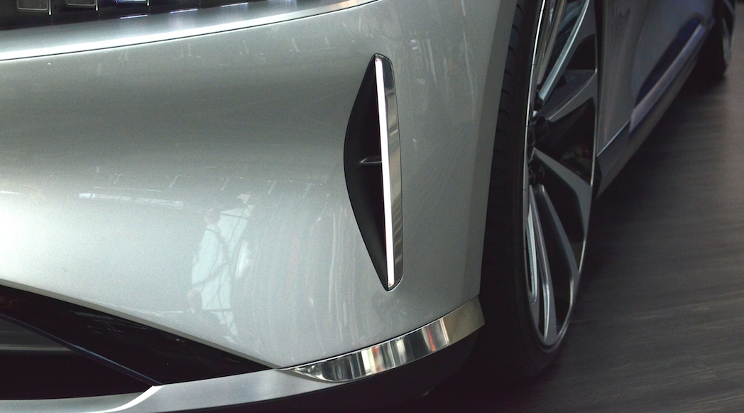 Lucid Motors Air concept 2016-8