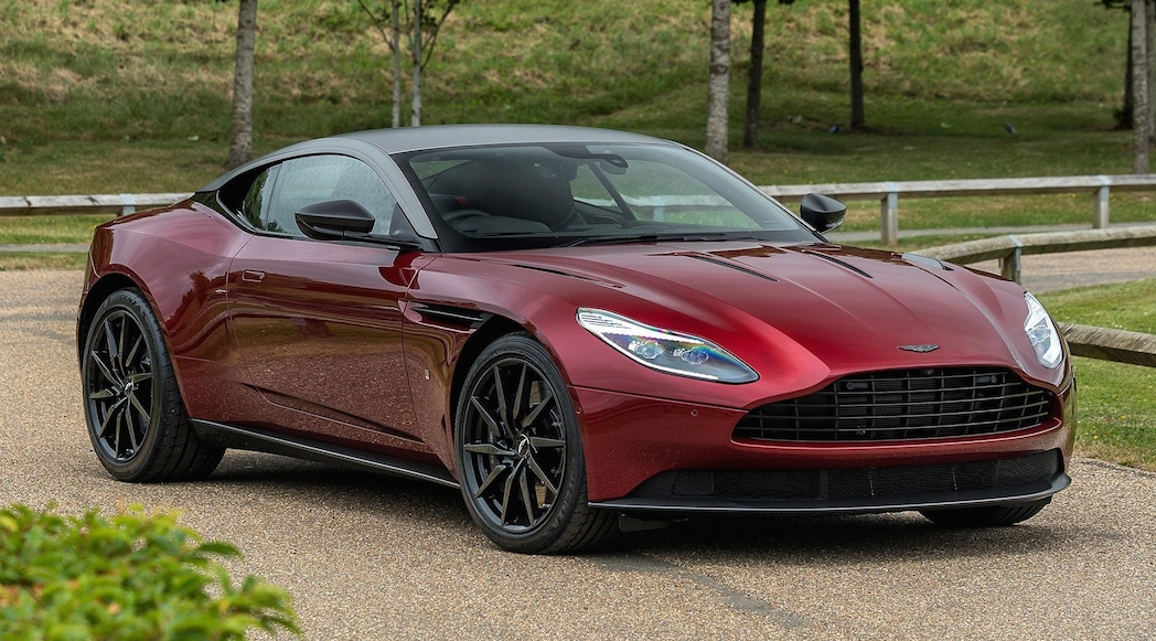 aston martin db11 henley regatta by q 2017 1 de 1 luxury car magazine. Black Bedroom Furniture Sets. Home Design Ideas